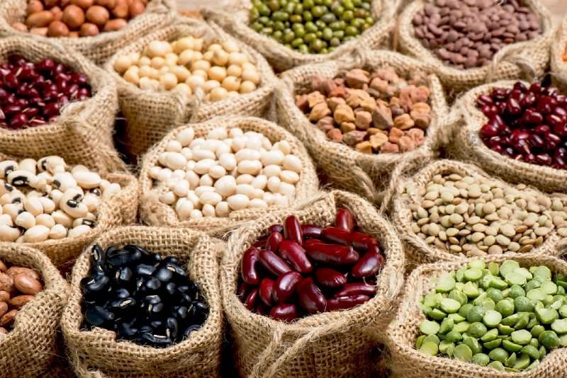 صادرات انواع حبوبات و کره از دی ماه امسال ممنوع است